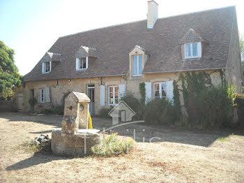 propriété à Ourouer-les-Bourdelins (18)