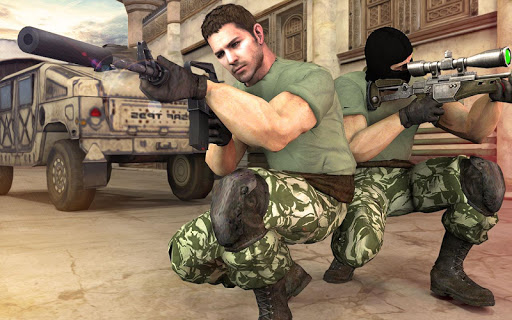 Frontline Critical Strike: New FPS Shoot War 1.0.1 4