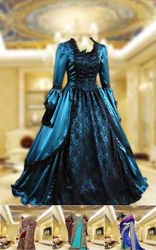 Royal Bridal Dress Photo Maker 2.1 screenshots 6