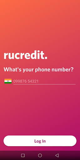 RuCredit - Instant Quick Loans to Your Phone screenshot 1