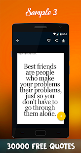 Friend Quotes: Friendship, Day, Images & Status- screenshot thumbnail