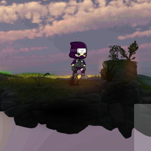 Adventure 2D : Gold Digger Ninja