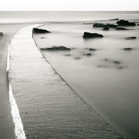 Fuga nel mare di