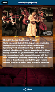 Dubuque Symphony Orchestra - náhled