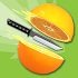 Knife Ninja - Fruit Master 3d Knife Throwing Game