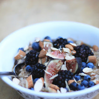 Chai Spiced Multigrain Porridge