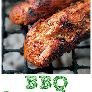 BBQ Pork Tenderloin