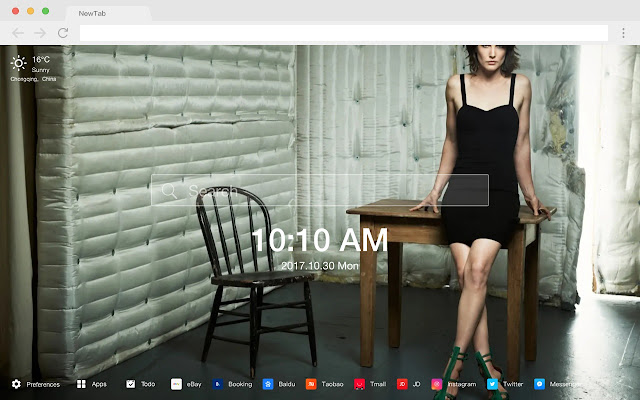 Cobie Smulders  Stars New Tabs HD Themes