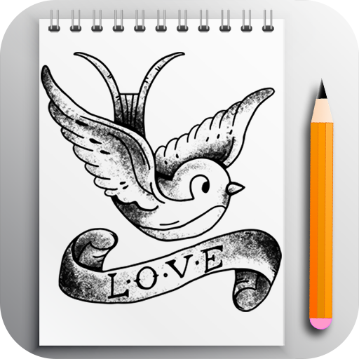 How To Draw Tattoo 2017