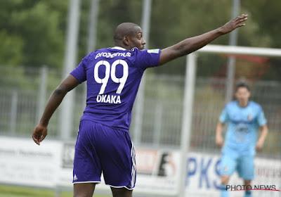 """J'aurais pu jouer à Anderlecht si Okaka était parti plus tôt"""