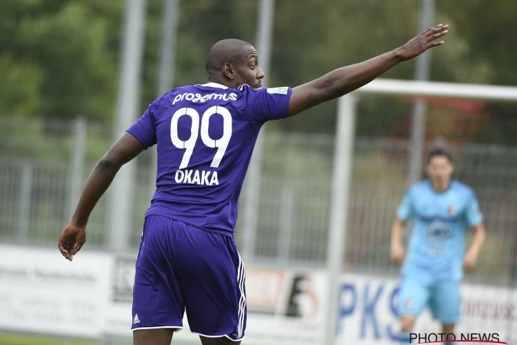 """Van Holsbeeck à propos d'Okaka: """"Il a du mal avec la discipline de Weiler"""""""