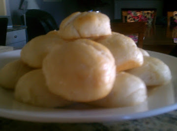 Sunday Lunch Yeast Rolls Recipe