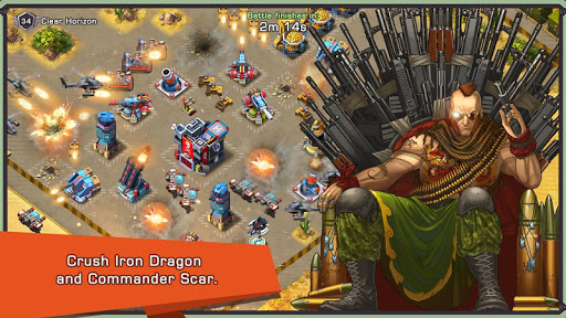 Iron Desert - Fire Storm screenshot 4