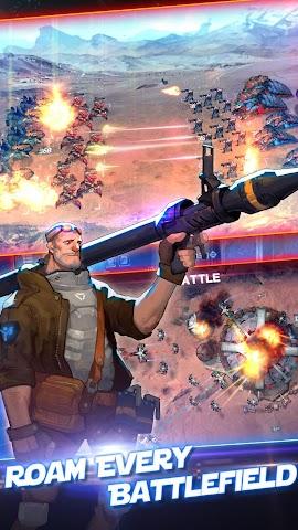 android Infinity - Ark War Screenshot 2