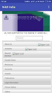 NAB India - náhled