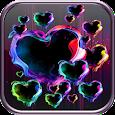 Magic Hearts Live Wallpaper apk