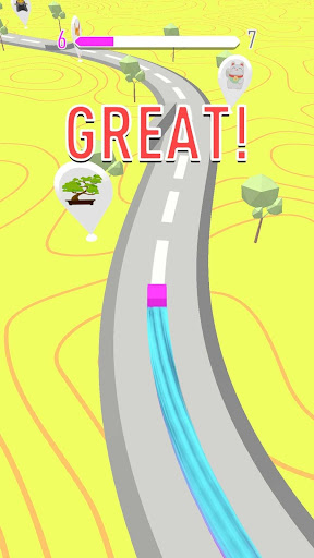 Colour Adventure: Draw and Go apkpoly screenshots 5
