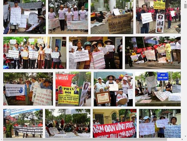 Việt Nam: Khiếu kiện đất đai và những điều tôi biết