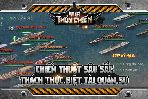 Vua Thu1ee7y Chiu1ebfn : Truy Ku00edch Tru00ean Biu1ec3n 1.0.12 3