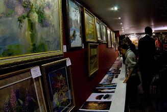 Photo: И часть работ увидел Свет, когда вошёл в зал галереи..