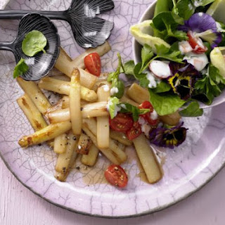 Grilled White Asparagus Recipes