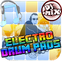 Electro Drum Pads 24 Dj Mix icon