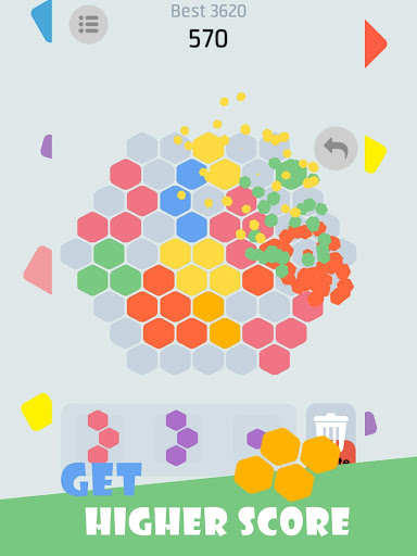 Hex Puzzle - Super fun 1.7.7 screenshots 9