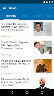 NDTV News - India- screenshot thumbnail