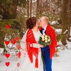 Свадебный фотограф Кристина Викулова (Fotogloss). Фотография от 16.01.2017