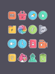 Olympia Sticker – Icon Pack (MOD, Paid) v1.2 4