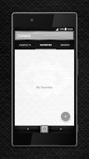 Metal Grid gray Xperia™ theme - náhled