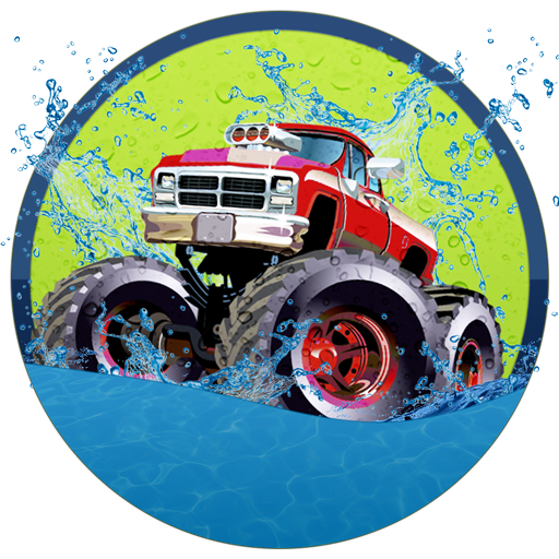 Water Surfer Slide Monster Truck MMX Off Road Race (game)