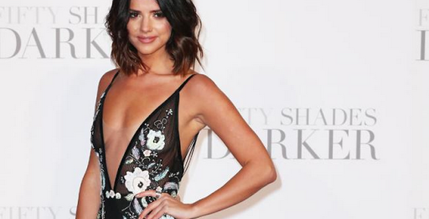 Lucy Mecklenburgh signs up for The Island with Bear Grylls