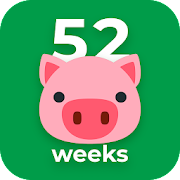 Desafío 52 semanas para ahorrar