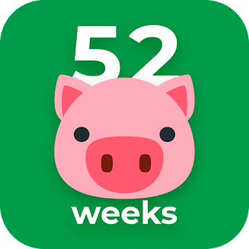 52 Weeks Money Challenge - Free