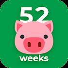 52-Wochen-Herausforderung icon
