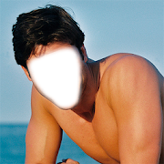 Man Photo Montage