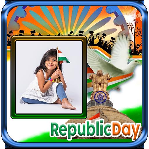 Jan 26 Republic Day Photoframe