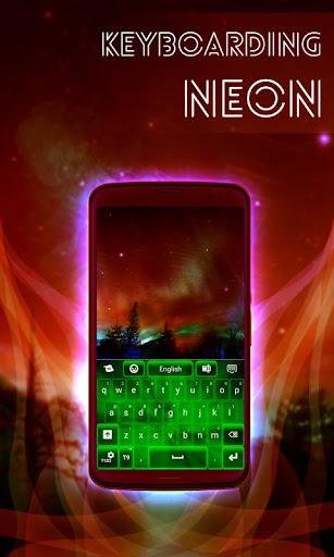 個人化必備免費app推薦|입력 장치 의 네온 테마線上免付費app下載|3C達人阿輝的APP