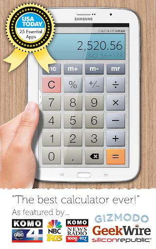 Calculator Plus Free screenshot 6