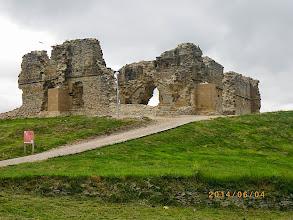 Photo: Tiebas- ruines du fort
