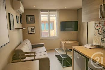 Studio meublé 18,73 m2