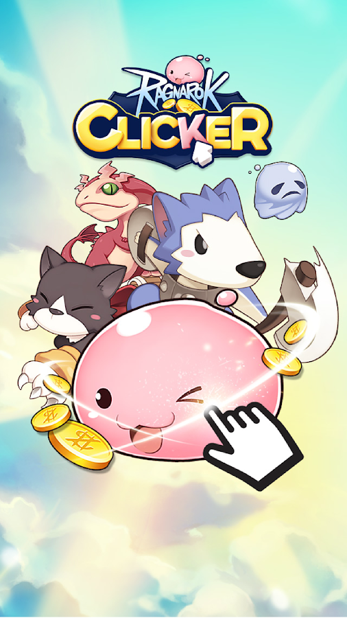 Ragnarok Clicker- screenshot