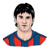 Draw Leo Messi
