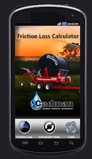 Friction Loss Calculator- screenshot thumbnail