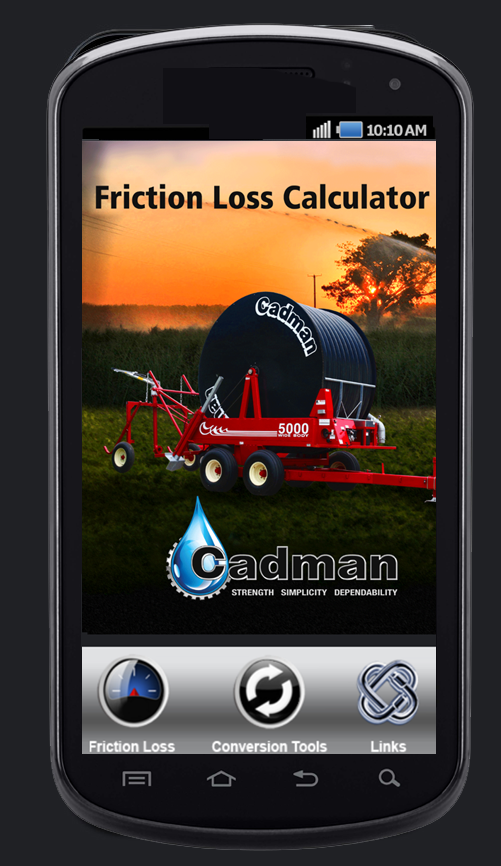 Friction Loss Calculator- screenshot