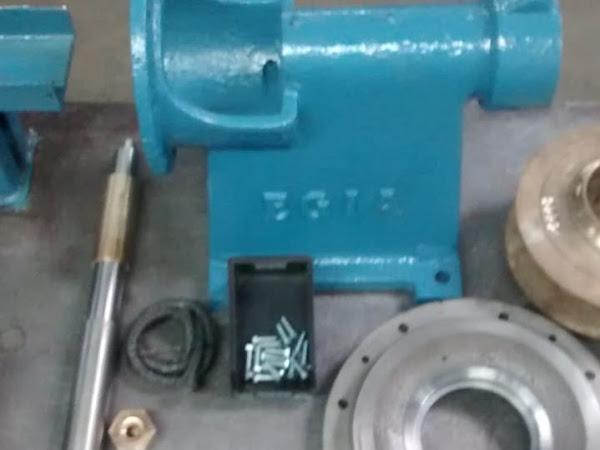Reparación de bombas de agua, sumergibles, centrífugas