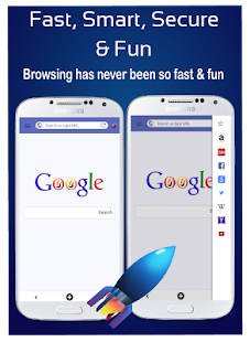 Firebird Browser - Super Fast- screenshot thumbnail