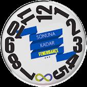 Fenerbahçe Widget Saatler