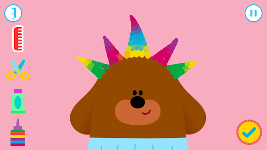 Hey Duggee: The Big Badge App- screenshot thumbnail